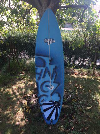 Tabla de surf evolutiva Full & Cas