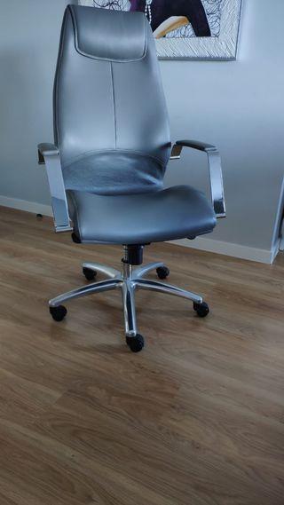silla ergonómica de oficina de alta gama