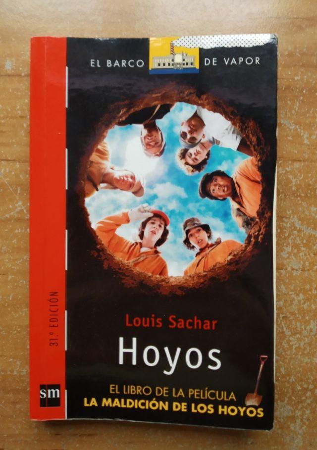 Libro :Hoyos de Luis Sachar .