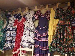 vestidos de gitanas