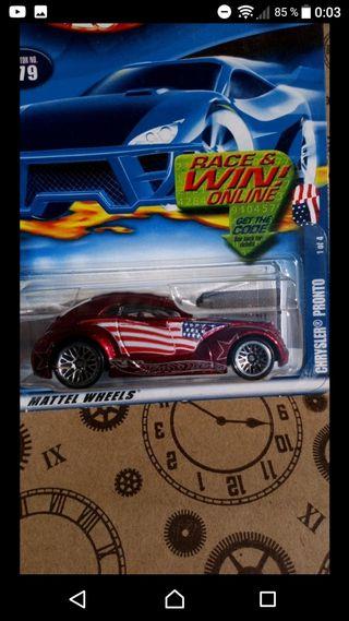 Chrysler Pronto Star Spangled 2001