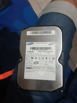 Disco duro 80gb Samsung