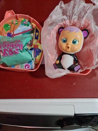 bebes llorones pandy ENVIO HOY 1 E