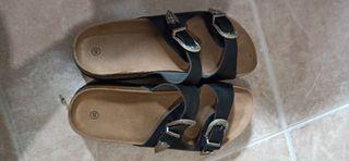 sandalias plataforms