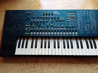 Piano Sintetizador Korg MS 2000, Vintage