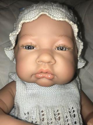Muñeco bebé recién nacido reborn antonio Juan