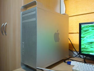 Mac Pro 1.1 8GB 2xXeon 2.66Ghz 8 Cores AMD 5770HD