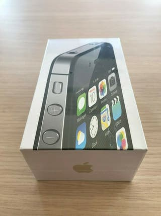 IPHONE 4S 64GB. NEGRO. PRECINTADO. Reacondicinado.