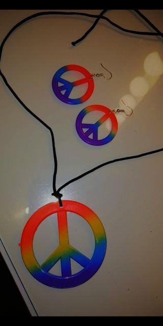 Pendientes hippie