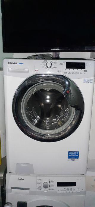 lavadora otsein hoover de 10kg