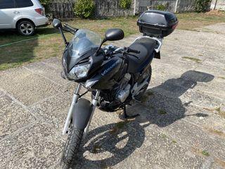 Moto Honda Varadero 125 xl