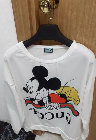Sudadera GUCCI x Disney para mujer.