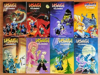 Usagi Yojimbo (1al16+ Space Usagi)