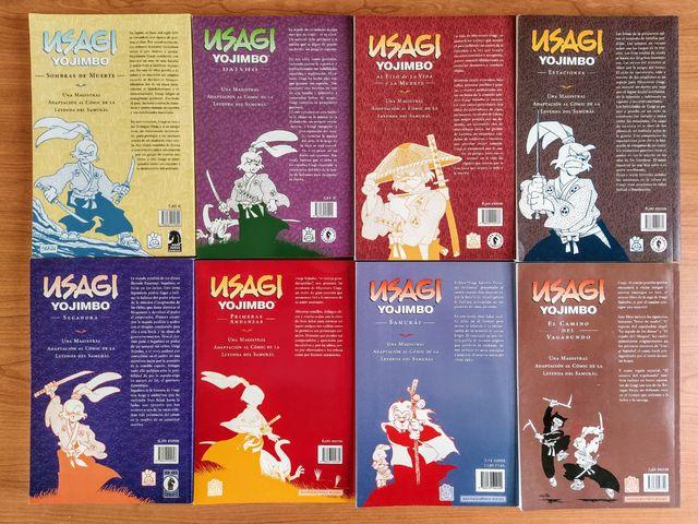 Usagi Yojimbo (1al16+ Space Usagi)