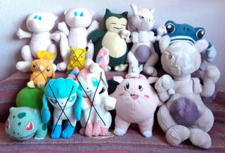 POKEMON PELUCHES