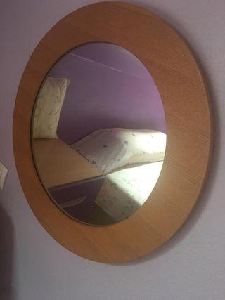 Espejo nuevo 60cm por 60cm