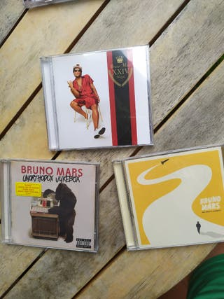 Bruno Mars Albums