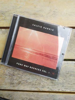 Calvin Harris Funk Wav Bounces vol.1