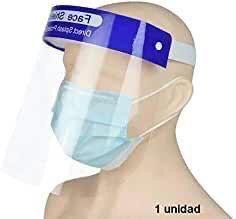 Pantalla protectora facial MVBO