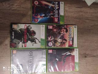juegos X BOX