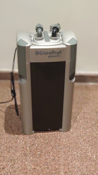 filtro de acuario JBL cristalprofi greenline e1501