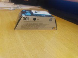Cartucho de tinta hp 301 black