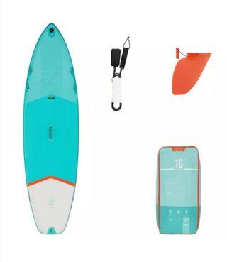Tabla paddle surf SUP + remo + hinchador