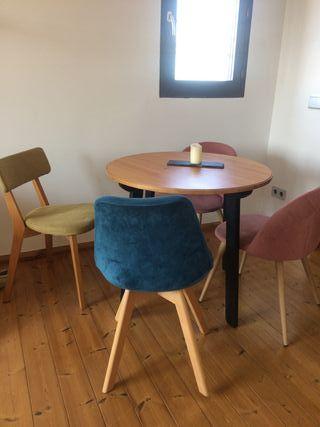 3 x sillas de diseño