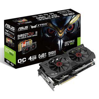 Tarjeta Gráfica Asus GeForce Strix GTX 980