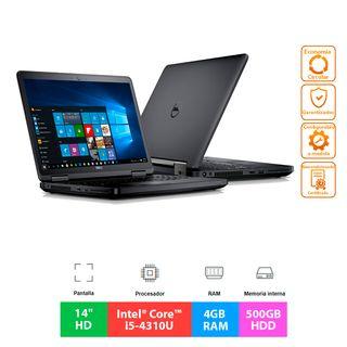 Dell Latitude E5440 - Core i5 - 4GB RAM - 500GB