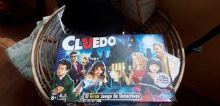 CLUEDO.juego mesa