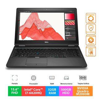 Dell Latitude 7510 - Core i7 - 32GB RAM - 500GB