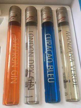 """Coffret """"Colored cocktails """" de Gabriel Boudier"""