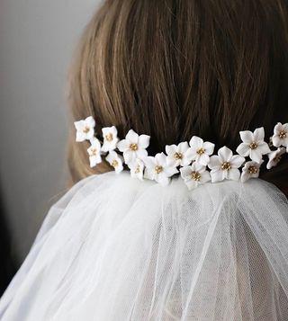 Tocados personalizados para novia