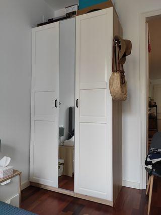 Armario IKEA 125m