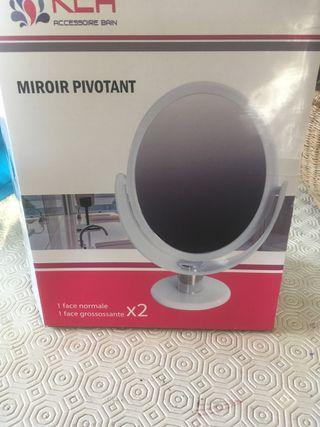 Miroir pivotant X2