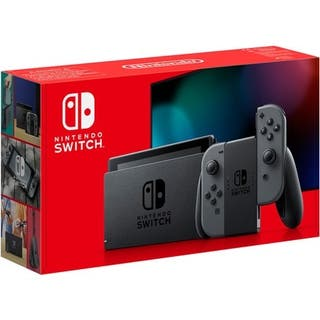 Nintendo Switch Gris modelo 2019