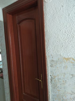 puertas macizas de Sapelly