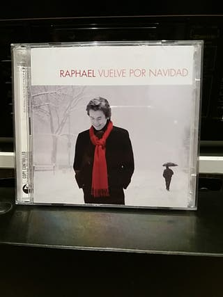 Rafael....Vuelve Por Navidad....CD + DVD