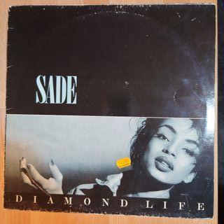 Vinilo LP de Sade - Diamond Life