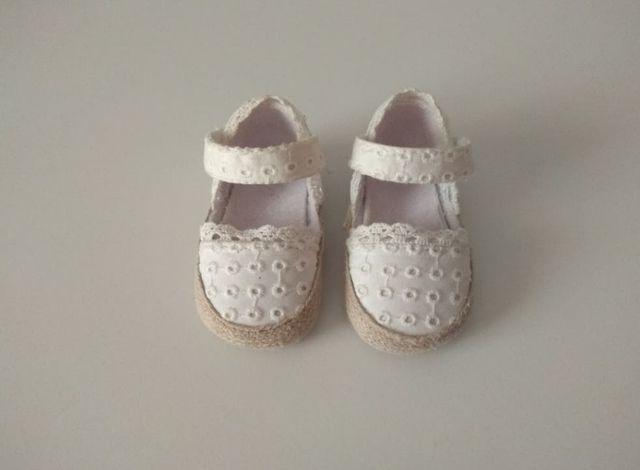 Sandalias de bebé número 16