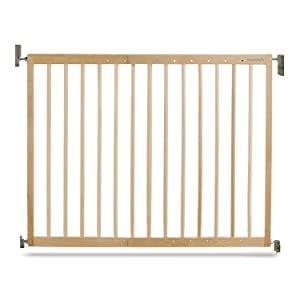 Puerta de seguridad extensible para bebés munchkin