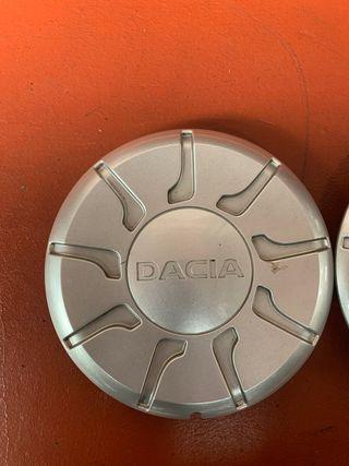 Tapacubos Dacia Sandero
