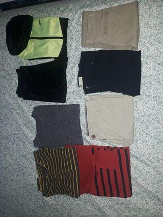 lote ropa niño 6 -8 años + ropa de regalo