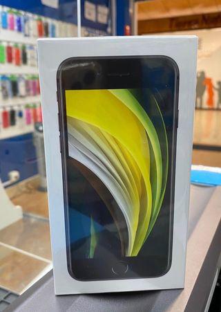iPhone SE 128gb precintado negro