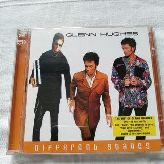 GLENN HUGHES - Different Stages (Doble CD)