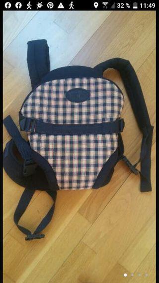 cargador mochila para bebes