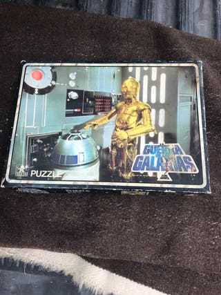 Puzzle Guerra de las Galaxias
