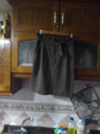falda de invierno