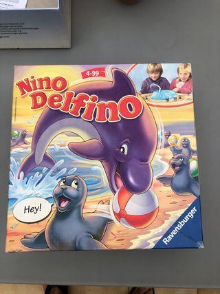 """Juego de mesa """"Nino Delfino"""""""